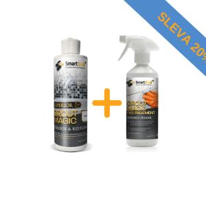Výhodný balíček: Renovace + čistič spár